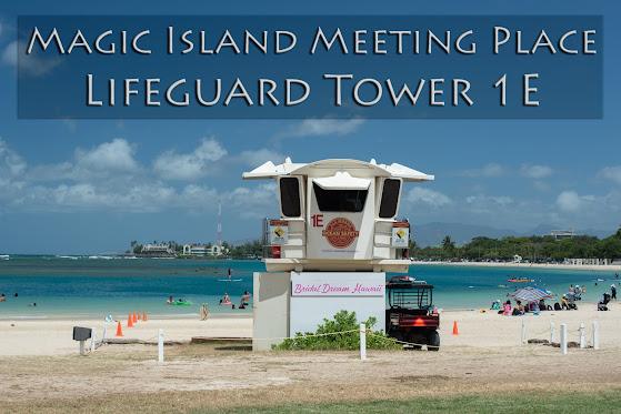 Magic Island Meeting Place