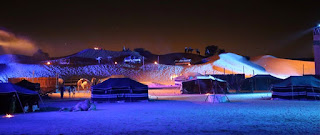 Dykumos teatro festivalio akimirkos