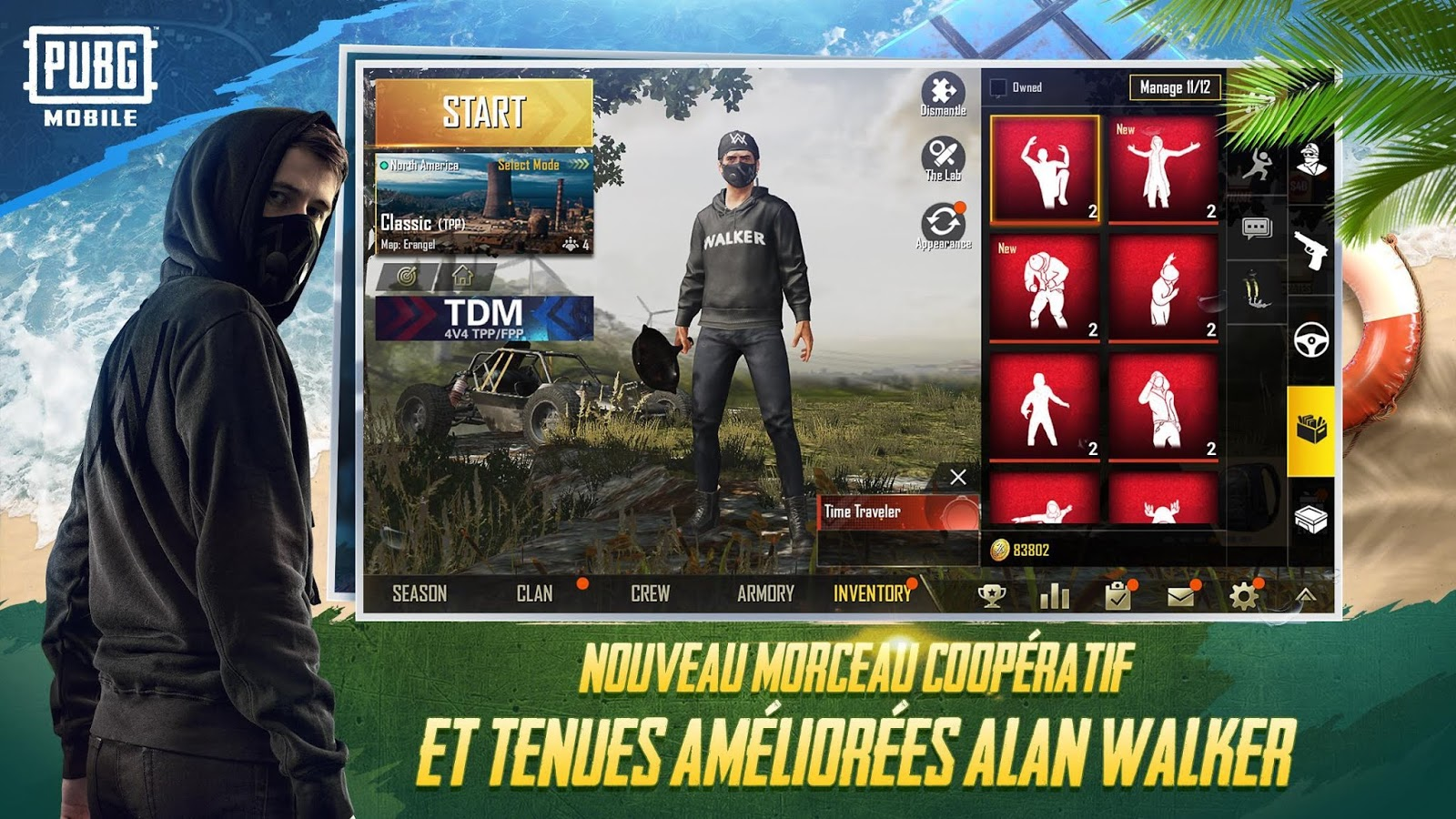 Pubg Mobile Season 9 Leaks 0140 Update New Emotes