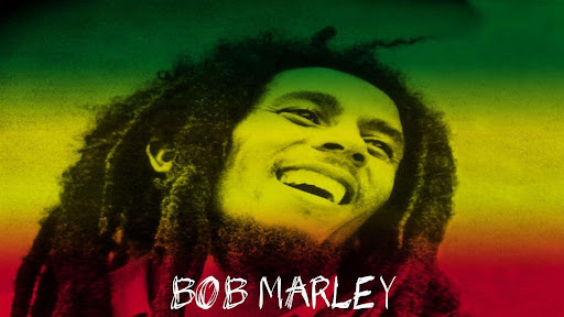 BOB MARLEY ONE THE REAL LEGENDS