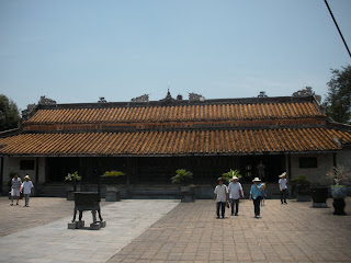 Temples of Tu Duc Grab in Hue Imperial