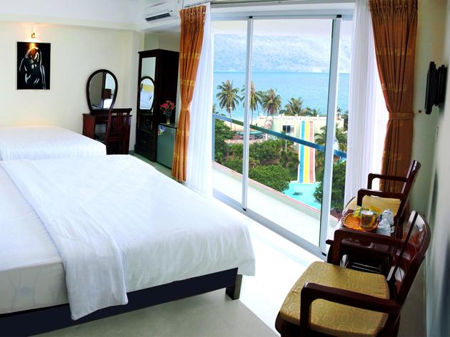 Kinh nghiệm đặt phòng nhà nghỉ, khách sạn giá rẻ tại Nha Trang