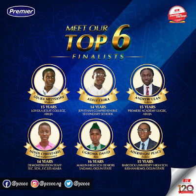 PZ Cussons Chemistry Challenge Results 2019/20 | 1st, 2nd & 3rd Stage