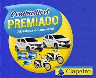Cadastrar Promoção Ciapetro 2019 Combustível Premiado 20 Anos Aniversário