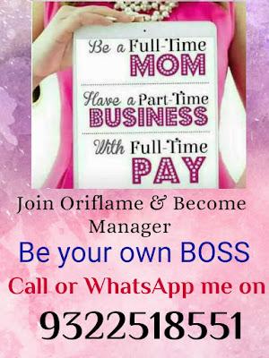 Join oriflame membership