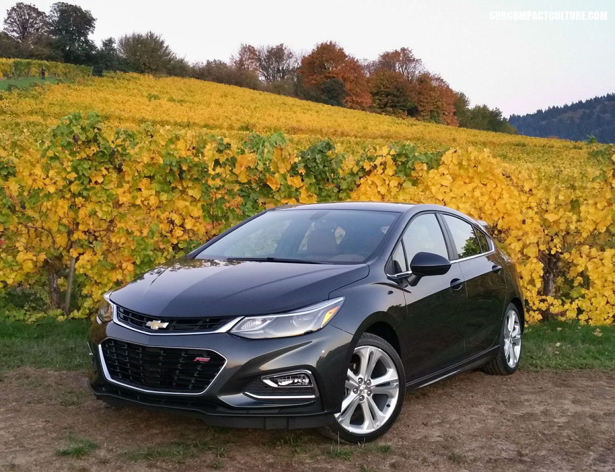 Chevrolet Cruze Sel Hatch Subcompact Culture