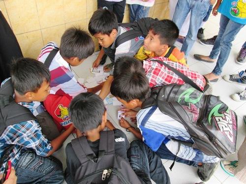 sekolah berjalan, sekber BFM, Book for Mountain, peduli pendidikan,