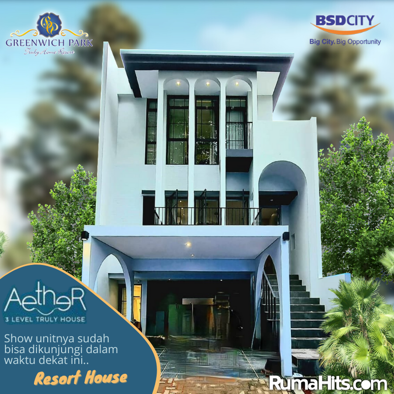 Aether BSD @ Greenwich Park BSD City