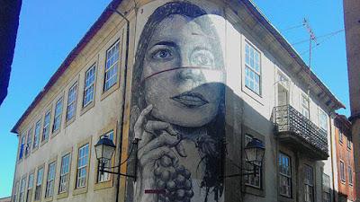 Street Art regressa a Viseu entre 19 e 22 de Maio