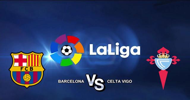 Barcelona vs Celta Vigo 2 Desember 2017