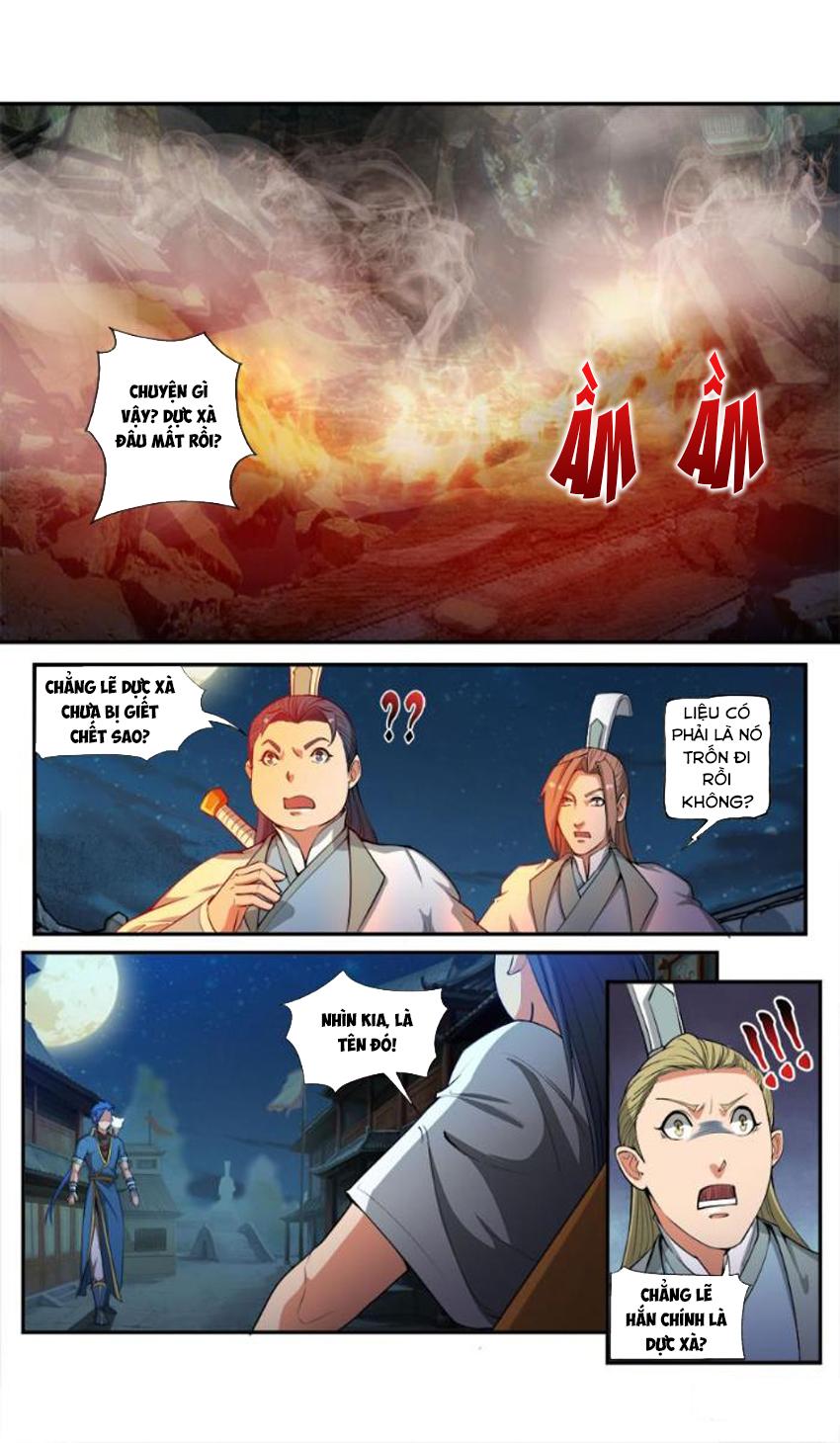Cửu Tinh Thiên Thần Quyết chap 97 - Trang 3