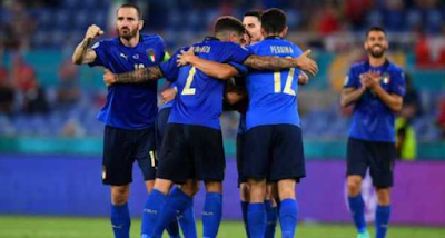 Locatelli and Immobile treble carry Italy to the final price of Euro 2020