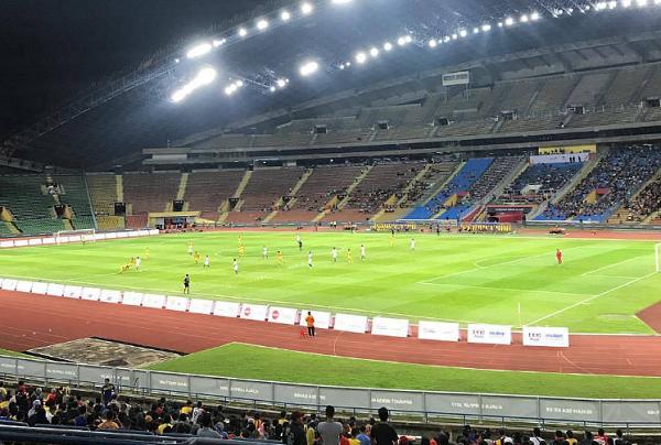 Ternyata Timnas Indonesia U-22 Keluhkan Kondisi Lapangan Shah Alam
