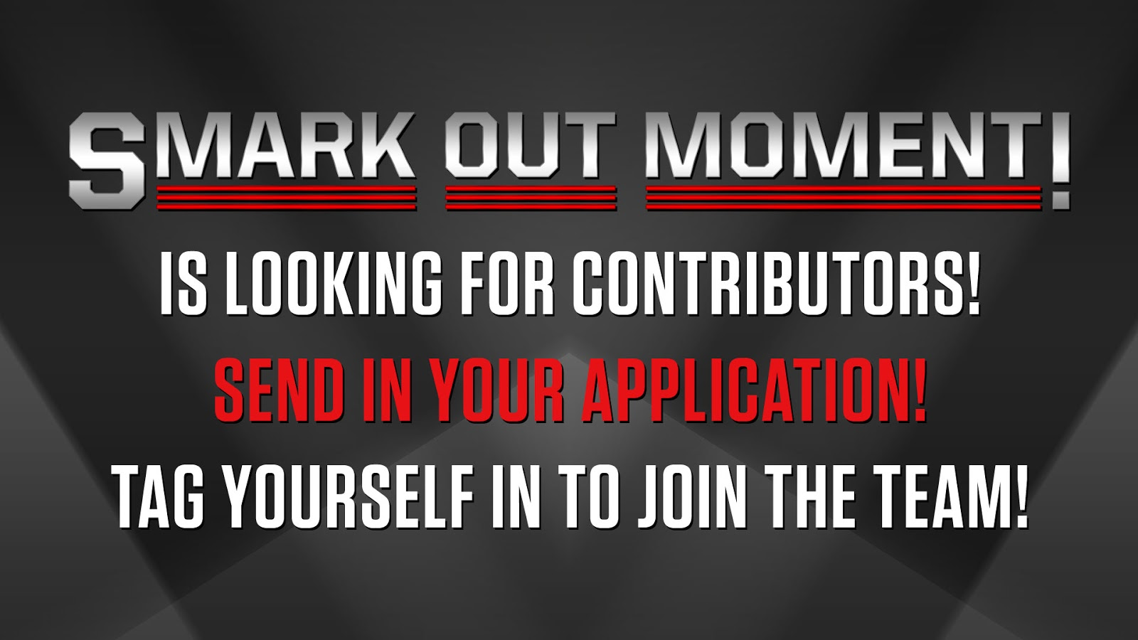 Now hiring writers for WWE website staff contributors