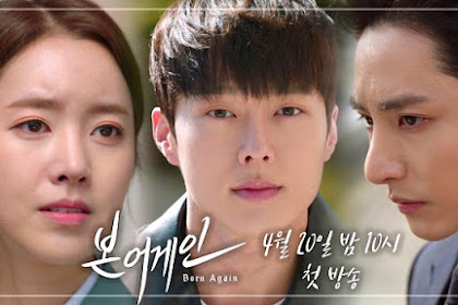 DRAMA KOREA BORN AGAIN EPISODE 31-32 END SUBTITLE INDONESIA