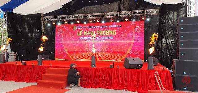 Đơn vị cho thuê sân khấu sự kiện - thi công sân khấu uy tín nhất tại Hà Nội