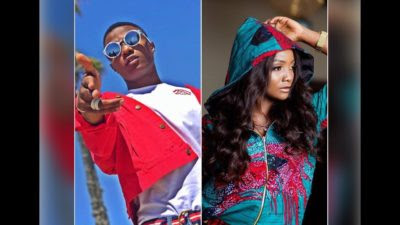 Wizkid Crashes Simi's Show In London
