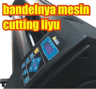 mesin cutting liyu bandel