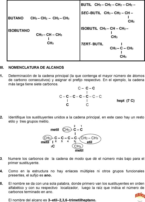 alquenos alquinos alcanos pdf y hidrocarburos