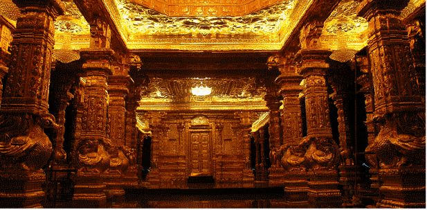 sripuram golden temple history