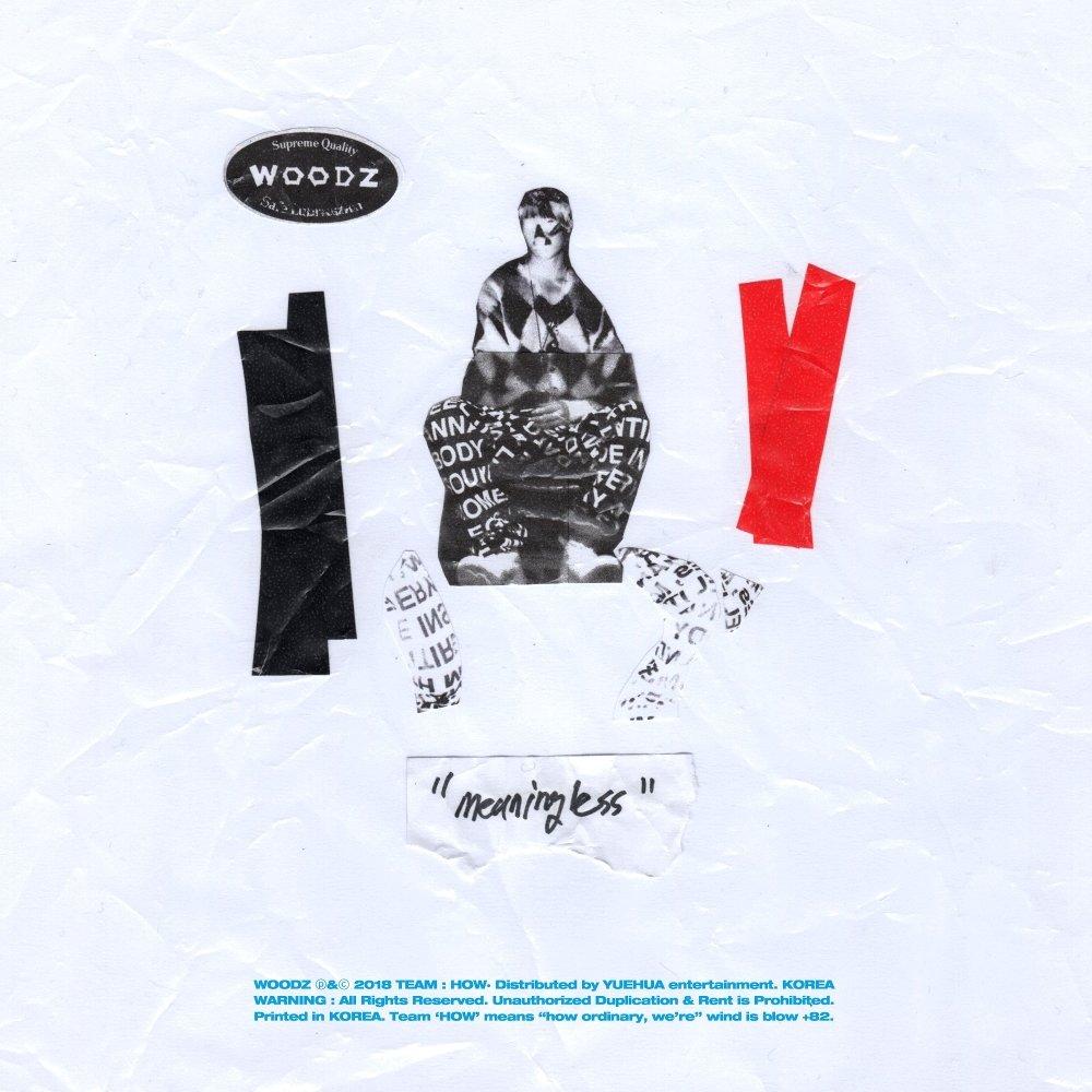 WOODZ – meaningless – Single