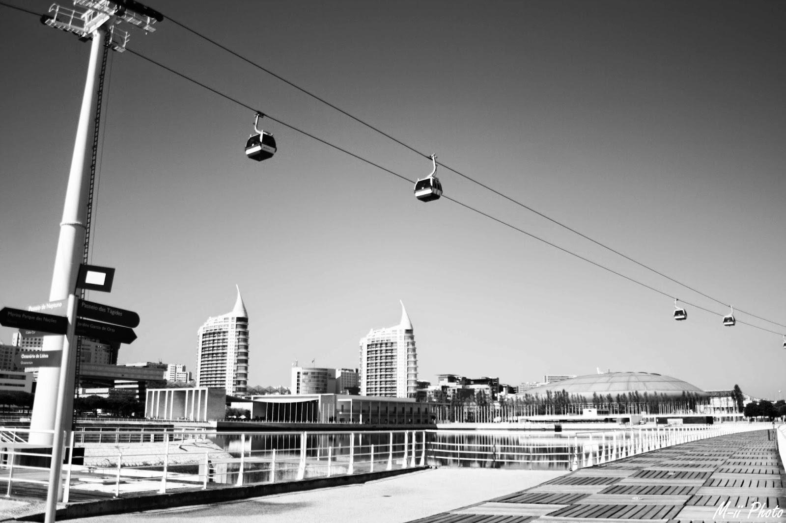 M-ii Photo : 10 choses à faire à Lisbonne Parque da Nacoes