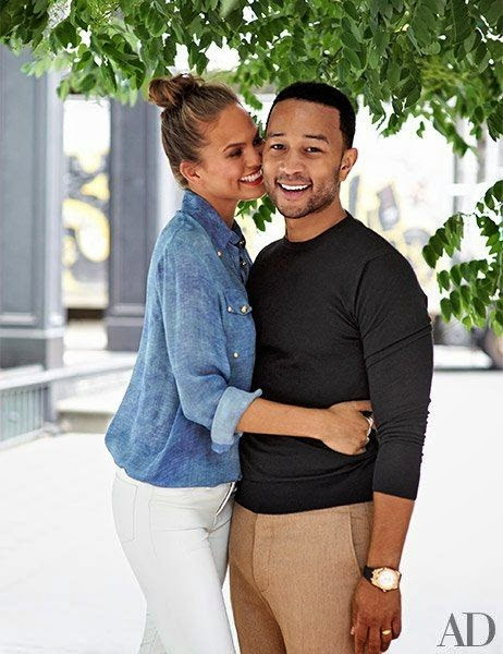 John Legend and Chrissy Teigen's NY residence