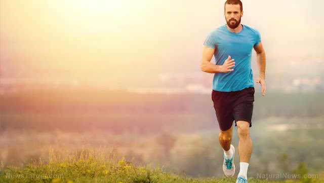 Even One Exercise Event Improves Brain Health, Recent Study Finds  Run-Men-Exercise-Fit-Healthy-Sport-Morning