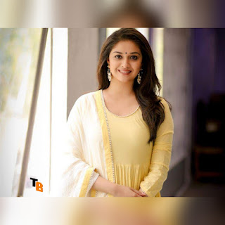 Keerthy Suresh Latest Movie updates