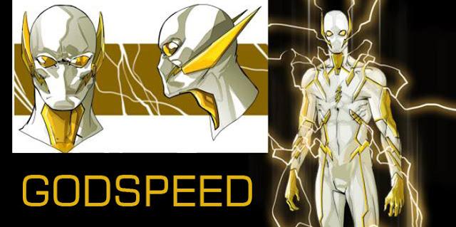 kekuatan godspeed siapa devoe musuh the flash