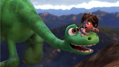 The Good Dinosaur, Directed by Peter Sohn