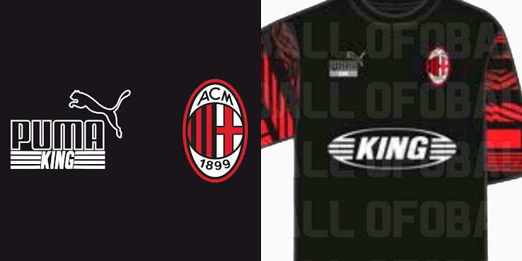 Puma Milan 'Puma King' Jersey Leaked - Features Designs of ...