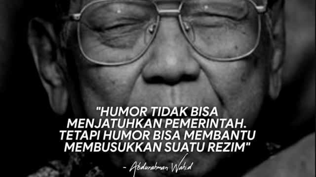Tertawalah Sebelum Tertawa Dilarang, Tagar <i>#IndonesiaDaruratHumor</i> Bergema