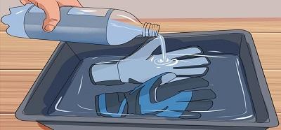 5 Cara Merawat dan Membersihkan Sarung Tangan Kiper Biar Awet,Tidak Berbau dan Tahan Lama