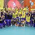 Brasil vence Argentina e conquista o 33º título Sul-Americano de vôlei