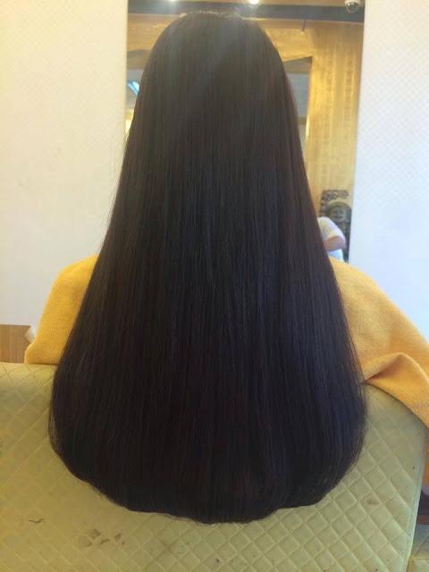 Nối tóc sợi fiberglass không keo, chì, không hoá chất