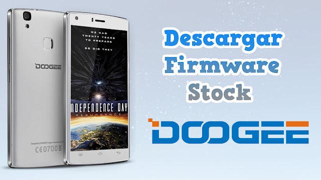 Descargar firmware de cualquier móvil Doogee