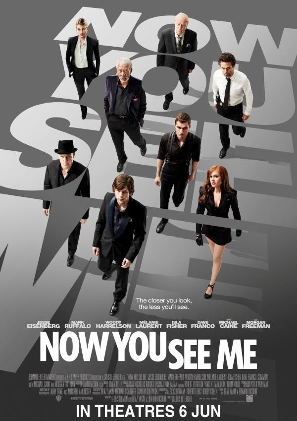 Now You See Me 1 Sub Indo : Download, Bluray, Indonesia, Gubug