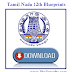 Tamil Nadu HSC English Paper I & English Paper II Blue Print Download