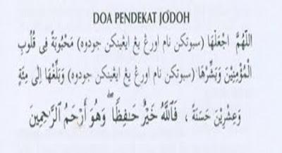 Baca Sebentar Saja!! Jodooh itu Bukan Sesering Apa Kita Bertemu, Tapi Sesering Apa Kita Berdoa Supaya Dipertemukan