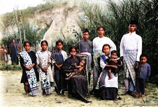keluarga batak toba beragama kristen awal tempo dulu