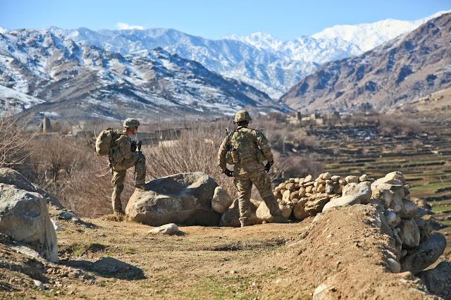 Geografi Politik Negara Afghanistan