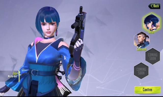 Cyber Hunter Grafik Balance Lebih Baik Dari Pada Max Setting