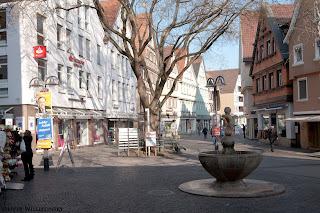 Bad Cannstatt : Marktstraße Bad Cannstatt