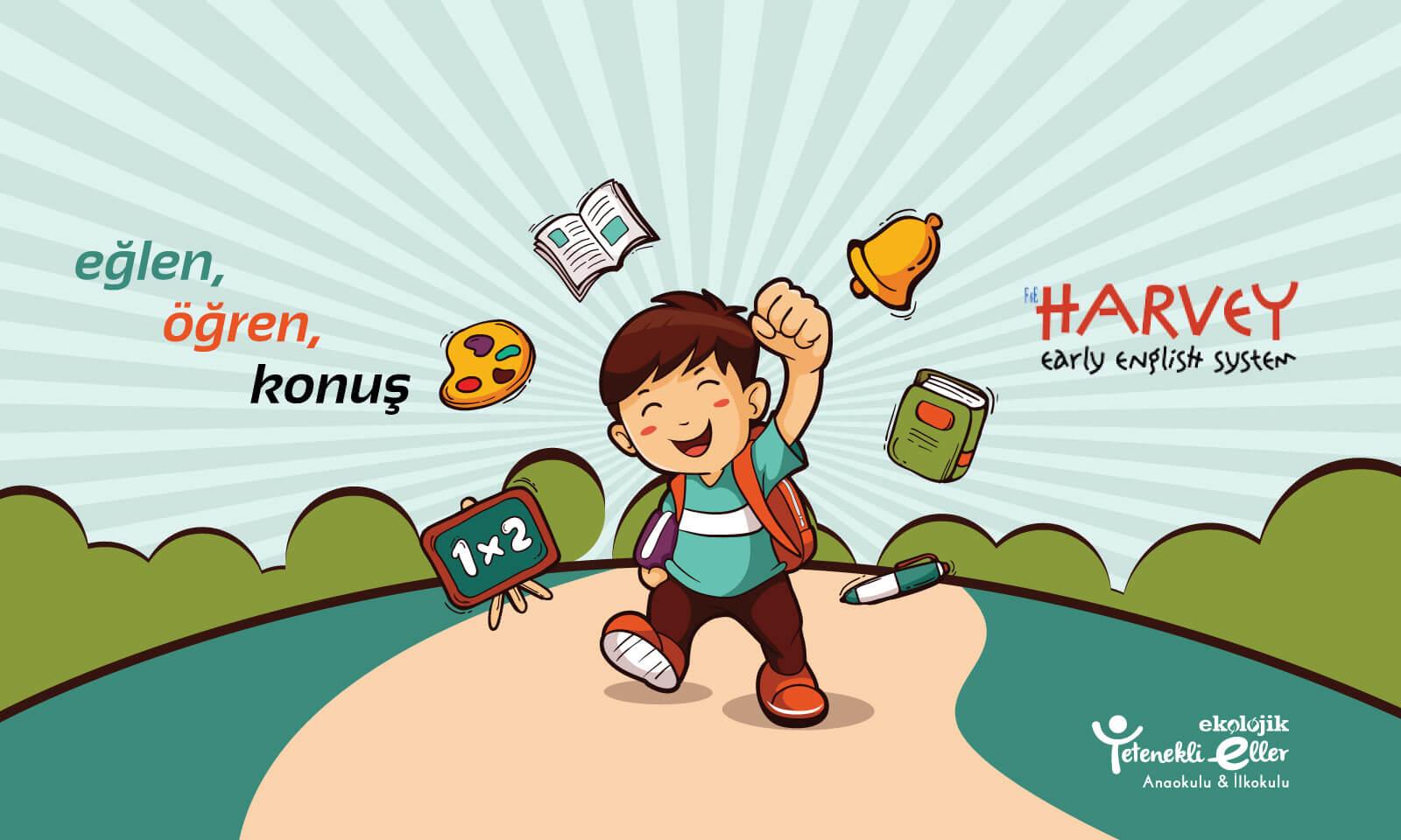 Yabancı dil eğitimleri ne kadar erken yaşta başlarsa, kalıcılığı o kadar uzun süre olmaktadır. Küçük yaşta çocukların bilgileri daha çabuk öğrendiği bilimsel olarak kabul edilmiştir