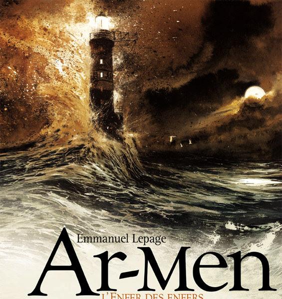 Ar-Men - L'enfer des enfers - Emmanuel Lepage