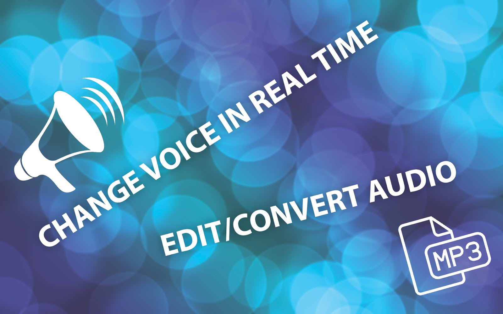 Voice Changer Software: Voice Changer 101