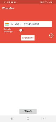 मोबाइल नंबर बिना सेव किए हैं whatsapp पर chat कैसे करें