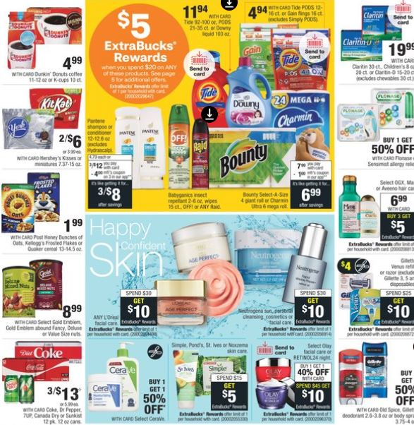 CVS Weekly Ad Preview 5-10-5-16