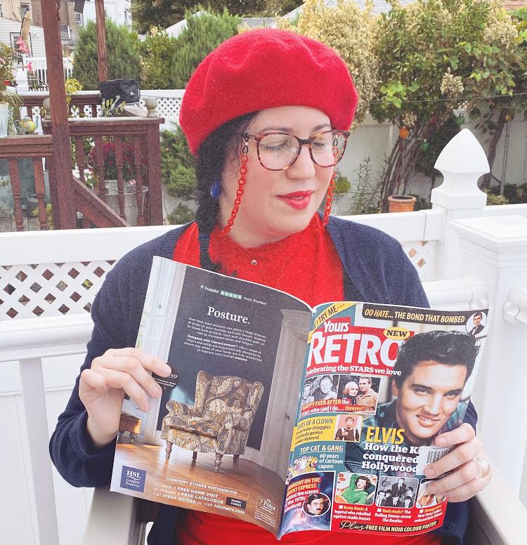 A Vintage Nerd, Vintage Blog, Retro Magazine Recommendations, Retro Magazines, Your Retro Magazine, Retro Fashion Blog